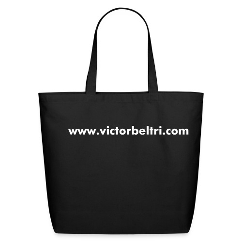 el bolso negro - Eco-Friendly Cotton Tote