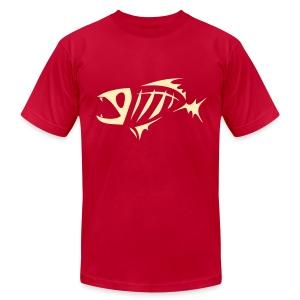 Pirahna - Men's Fine Jersey T-Shirt