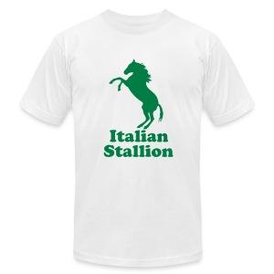 Italian Stallion - Men's Fine Jersey T-Shirt
