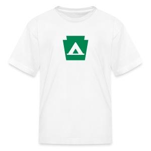 Camp PA Keystone - Kids' T-Shirt