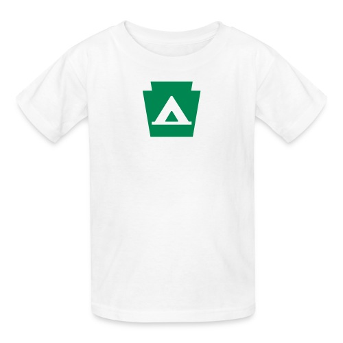 Camp PA Keystone - Kids' T-Shirt