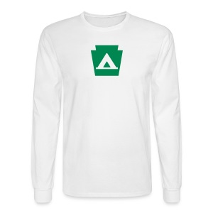 Camp PA Keystone - Men's Long Sleeve T-Shirt
