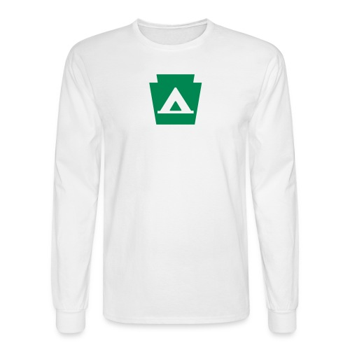 Camp PA Keystone - Men's Long Sleeve T-Shirt