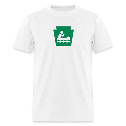 Boat PA Keystone - Men's T-Shirt