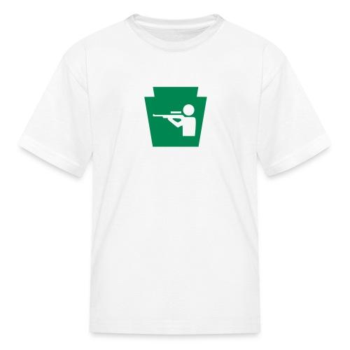 Hunt PA Keystone - Kids' T-Shirt