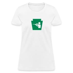 Hunt PA Keystone - Women's T-Shirt