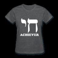 Women's T-Shirts ~ Women's T-Shirt ~ Chai Achiever T-Shirt