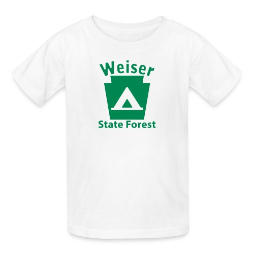 Weiser State Forest Keystone Camp - Kids' T-Shirt