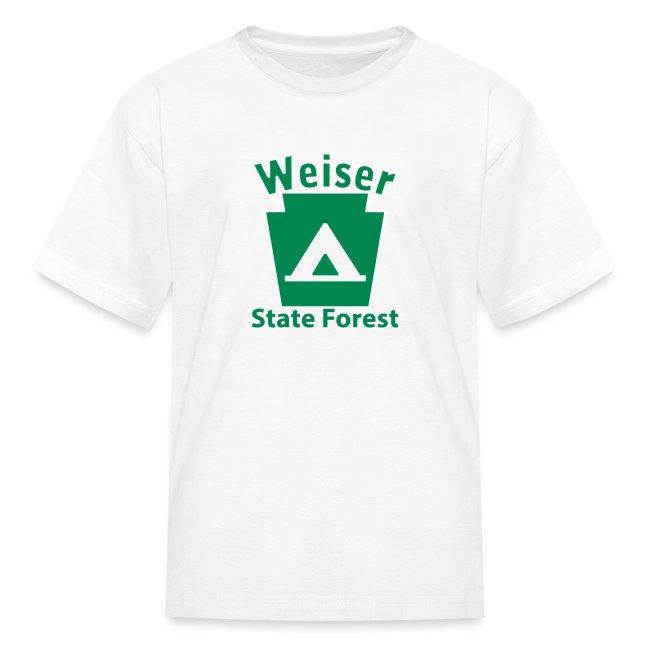 Weiser State Forest Keystone Camp