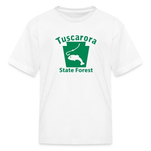 Tuscarora State Forest Keystone Fish - Kids' T-Shirt