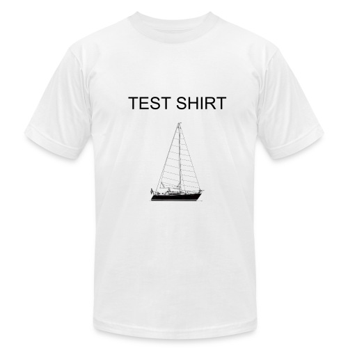 Test Shirt - Men's  Jersey T-Shirt