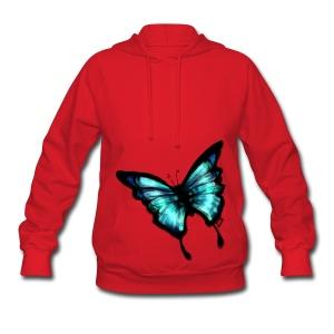 Butterfly - Women's Hoodie