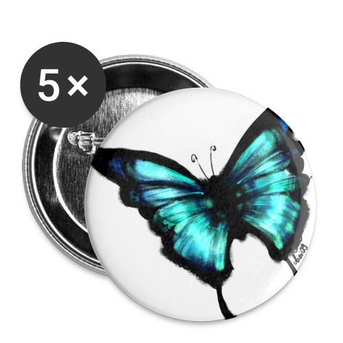 Butterfly - Large Buttons