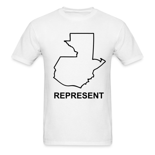 WP Represent Guatemala T - Men's T-Shirt