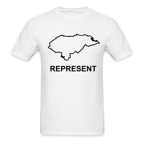 WP Represent Honduras T - Men's T-Shirt