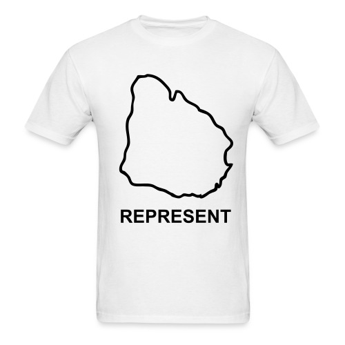 WP Represent Uruguay T - Men's T-Shirt