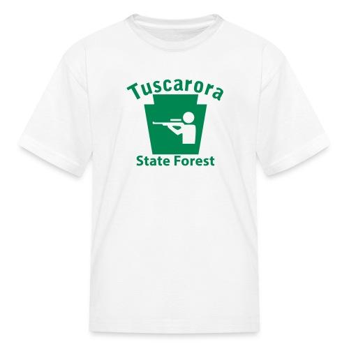 Tuscarora State Forest Keystone Hunt - Kids' T-Shirt