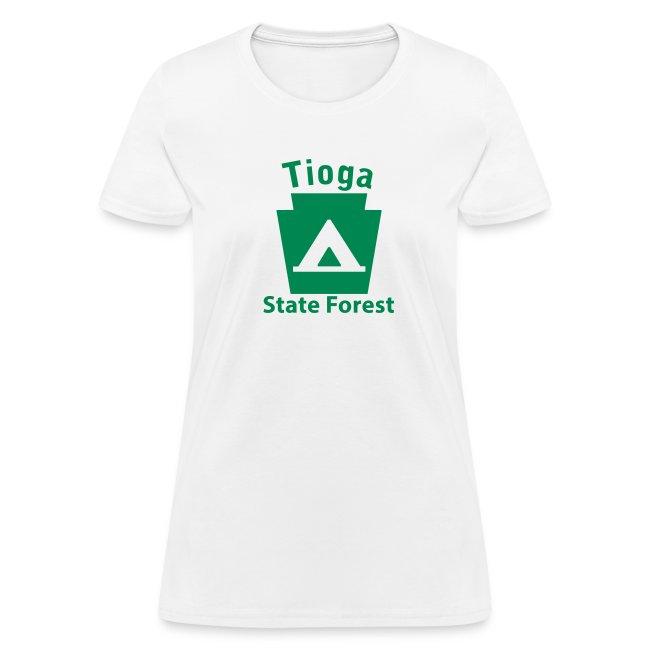 Tioga State Forest Keystone Camp
