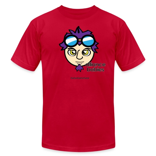 Warcraft: Bozworth the Gnome AA T - Men's  Jersey T-Shirt