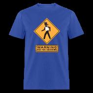 T-Shirts ~ Men's T-Shirt ~ Sox Fan Crossing