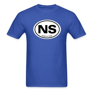 North SIDE! - Men's T-Shirt