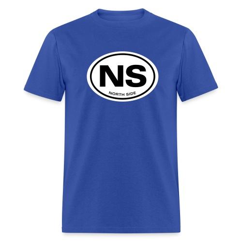 North SIDE! - Men's T-Shirt