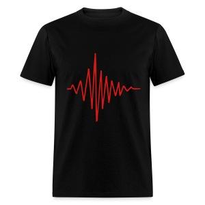 Sound Wave - Men's T-Shirt