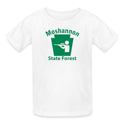 Moshannon State Forest Keystone Hunt - Kids' T-Shirt