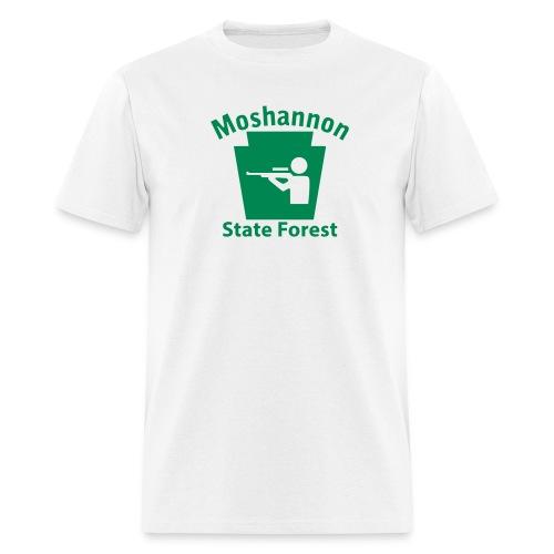 Moshannon State Forest Keystone Hunt - Men's T-Shirt