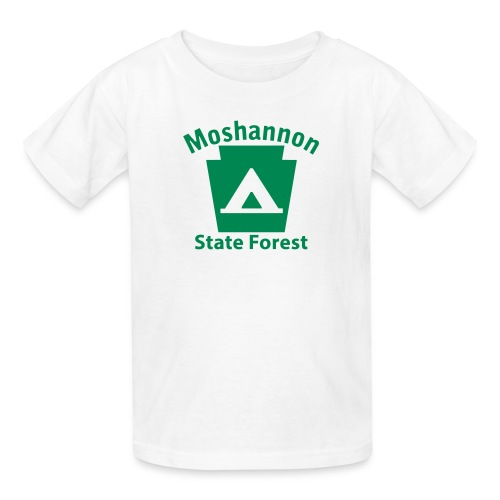Moshannon State Forest Keystone Camp - Kids' T-Shirt