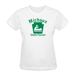 Michaux State Forest Keystone Boat - Women's T-Shirt