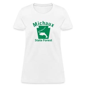 Michaux State Forest Keystone Fish - Women's T-Shirt