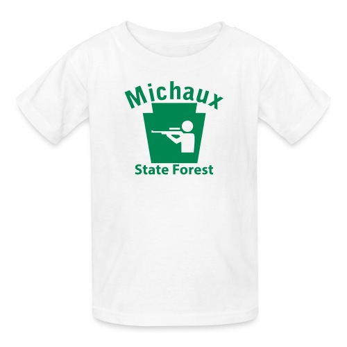 Michaux State Forest Keystone Hunt - Kids' T-Shirt