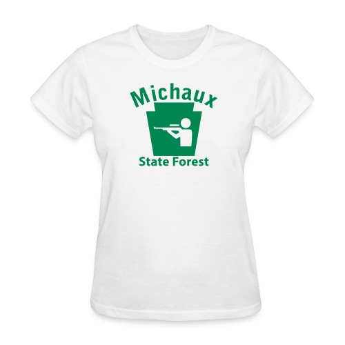 Michaux State Forest Keystone Hunt - Women's T-Shirt