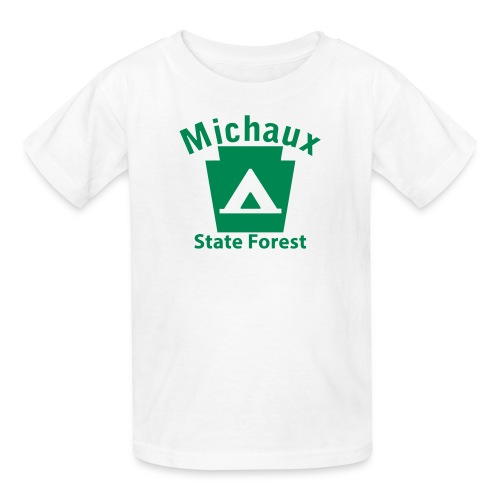 Michaux State Forest Keystone Camp - Kids' T-Shirt