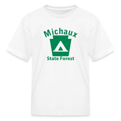 Michaux State Forest Keystone Camp - Kids' T-Shirt