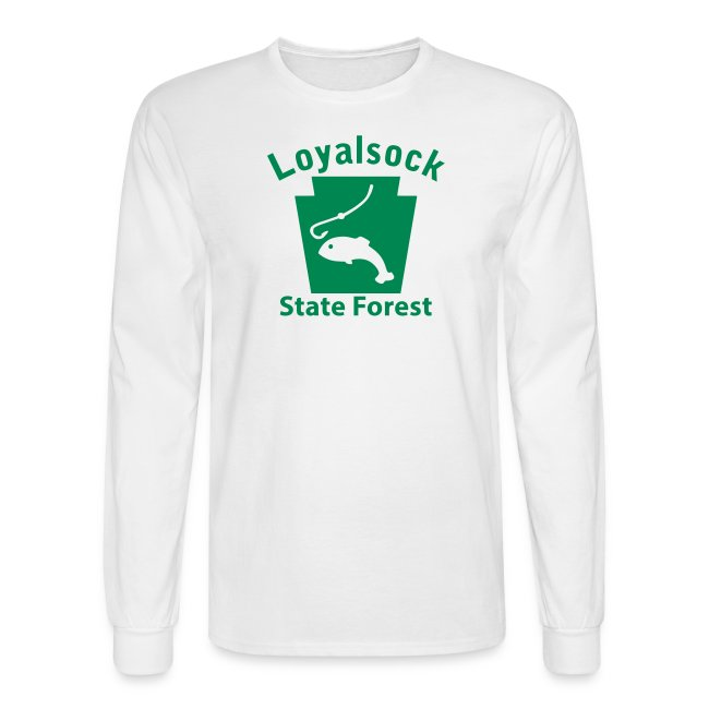 Loyalsock State Forest Keystone Fish