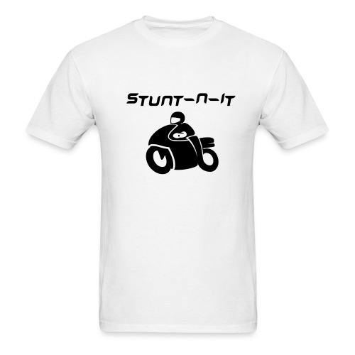 Stunt-N-It - Men's T-Shirt
