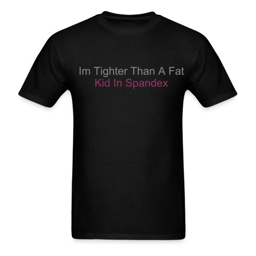 Spandex - Men's T-Shirt