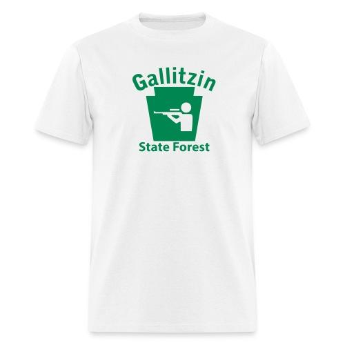 Gallitzin State Forest Keystone Hunt - Men's T-Shirt