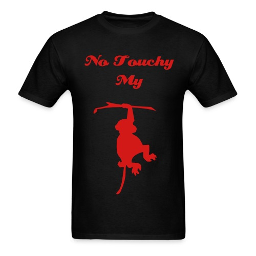 No touchy tee - Men's T-Shirt