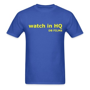 Watch in HQ - Men's T-Shirt