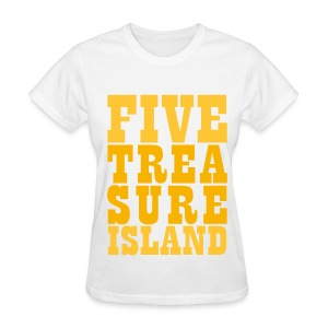 [FTI] 5 Treasures - Women's T-Shirt
