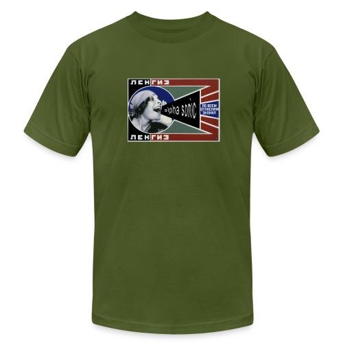 the original... - Men's Fine Jersey T-Shirt