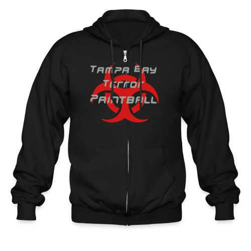 Tampa Bay Terror Zippee Sweatshirt - Men's Zip Hoodie