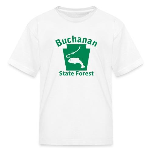Buchanan State Forest Keystone Fish - Kids' T-Shirt