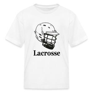 Lacrosse - Kids' T-Shirt