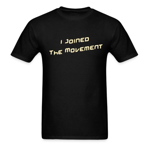 Movement to find Man Ly - Men's T-Shirt