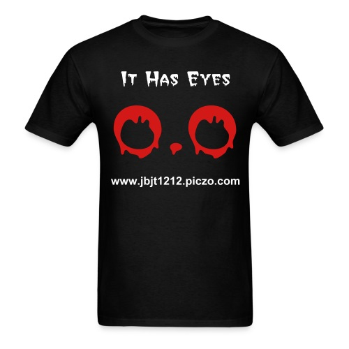 It Has Eyes Men's Tee - Men's T-Shirt