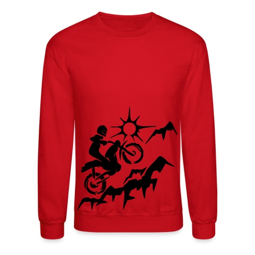 MOTORCYCLE - Crewneck Sweatshirt
